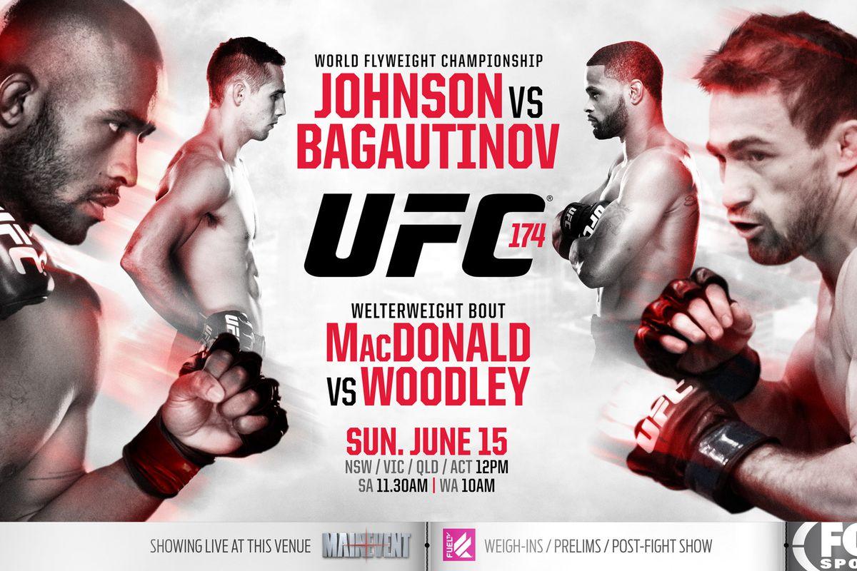 Watch UFC 174: Johnson vs. Bag...