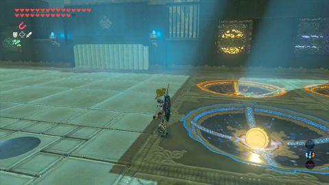 Zelda Breath of the Wild Champions' Ballad guide: Kihiro Moh shrine