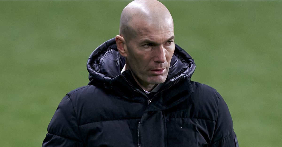 OFFICIAL: Zidane tests positive for Covid19