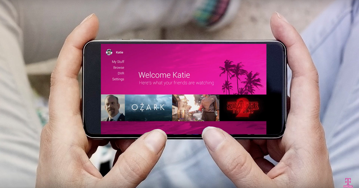 T-Mobile's TV service delayed to 2019 because TV services are hard to make