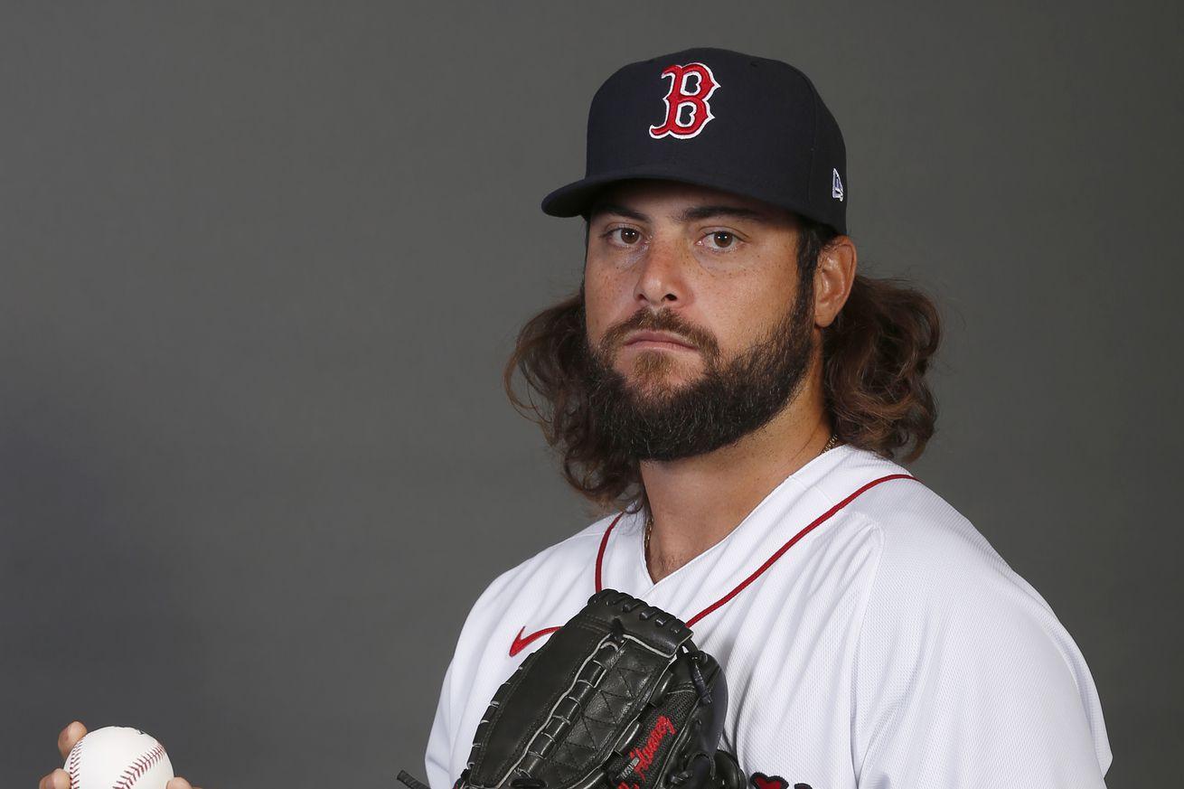 MLB: Boston Red Sox-Media Day