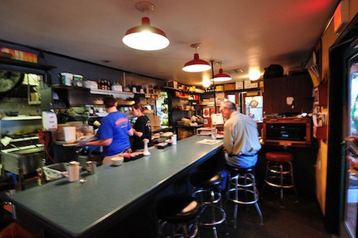 Magnolia Cafe.