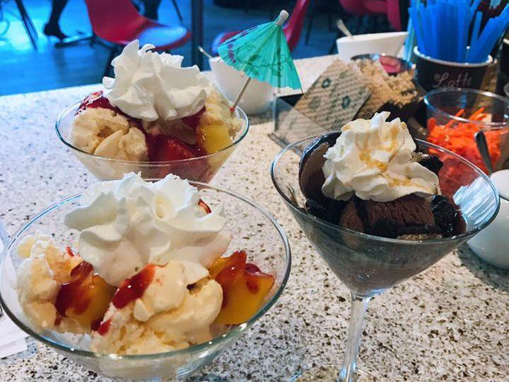 honey honey dessert cafe
