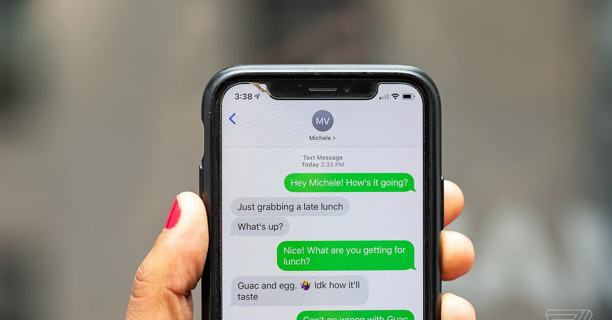 Apple says iMessage on Android 'will hurt us more than help us' thumbnail