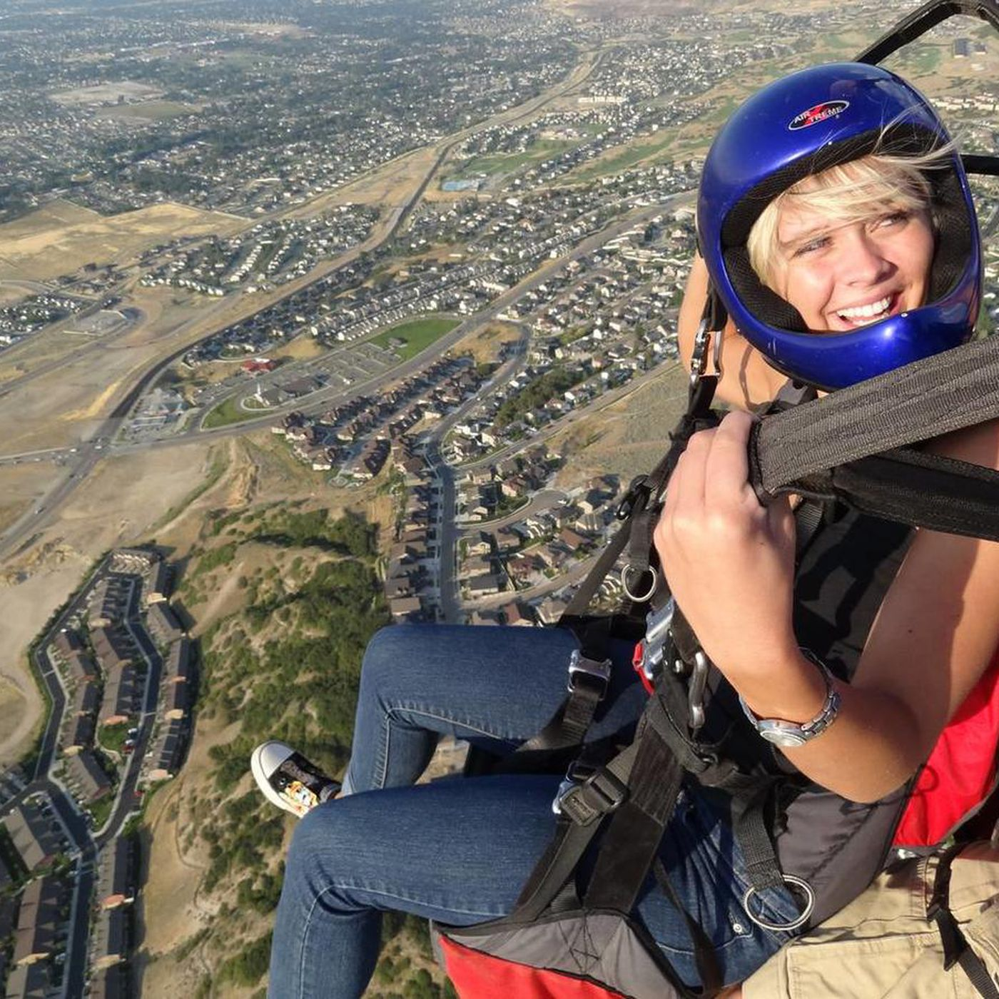 4 reasons why you need to paraglide at Point of the Mountain