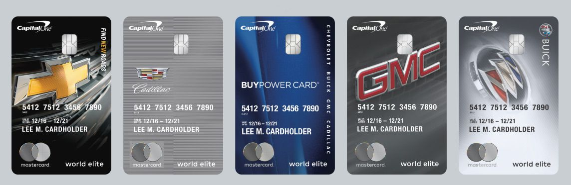 Gm Credit Card | Best Upcoming Car Release