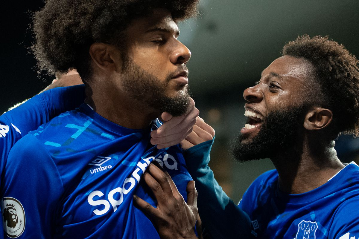 Everton v Blackburn Rovers: Premier League 2