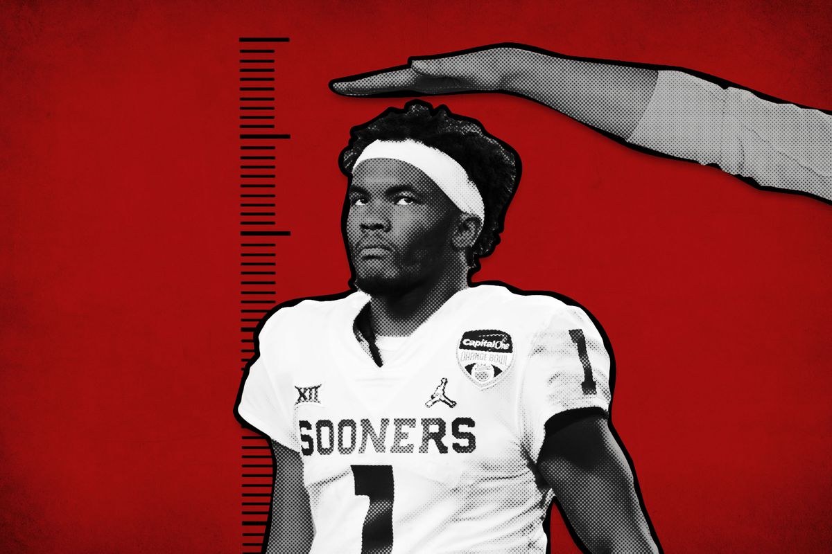 2602cfb02 Kyler Murray Is Tall Enough to Be the Best QB in the 2019 NFL Draft ...