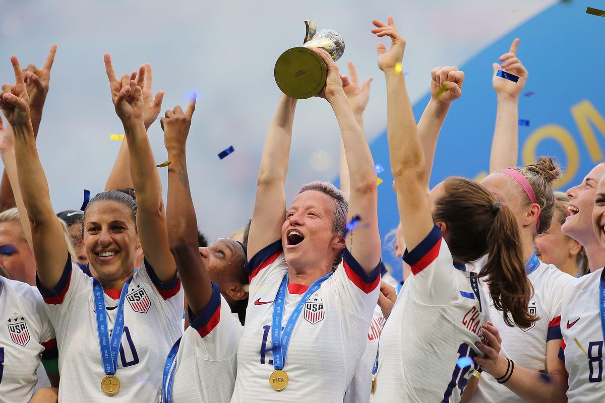 United States v Netherlands: Final - 2019 FIFA Women's World Cup France