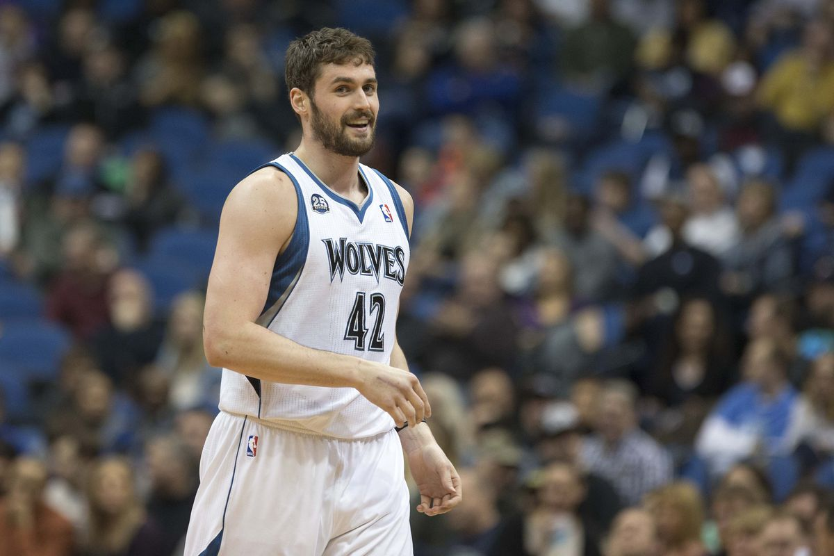 Kevin Love looks to his agent for guidance