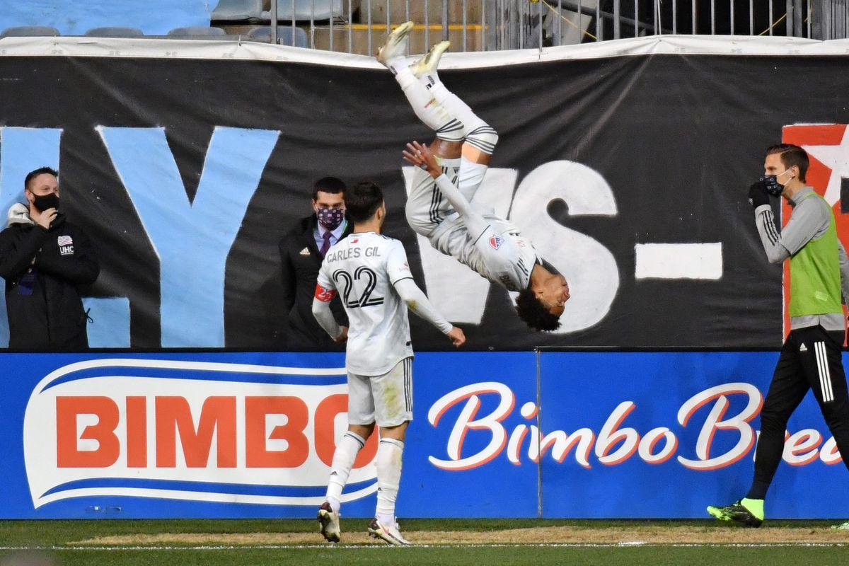MLS: New England Revolution at Philadelphia Union