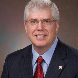 Mathew Staver, founder and chairman of Liberty Counsel and the attorney for Kim Davis, the county clerk in Kentucky who defied the U.S. Supreme Court ruling legalizing same-sex marriage by refusing to give marriage licenses to same-sex couples.