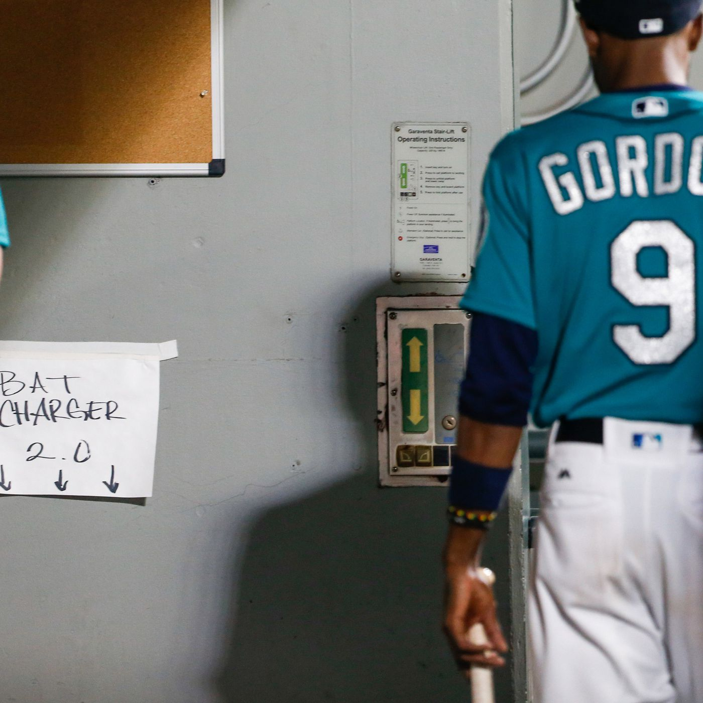 separation shoes e0e7e ec5a8 How teams have exploited Dee Gordon's weakness - Beyond the ...