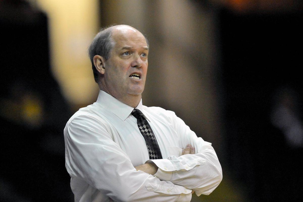Commodores Head Coach Kevin Stallings