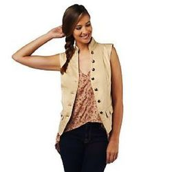 """<a href=""""http://www.qvc.com/Luxe-Rachel-Zoe-Mandarin-Collar-Military-Vest-with-Pockets-Fashion.product.A223224.html?sc=A223224-Targeted&cm_sp=VIEWPOSITION-_-43-_-A223224&catentryImage=http://images-p.qvc.com/is/image/a/24/a223224.001?$uslarge$""""><b>Luxe Ra"""