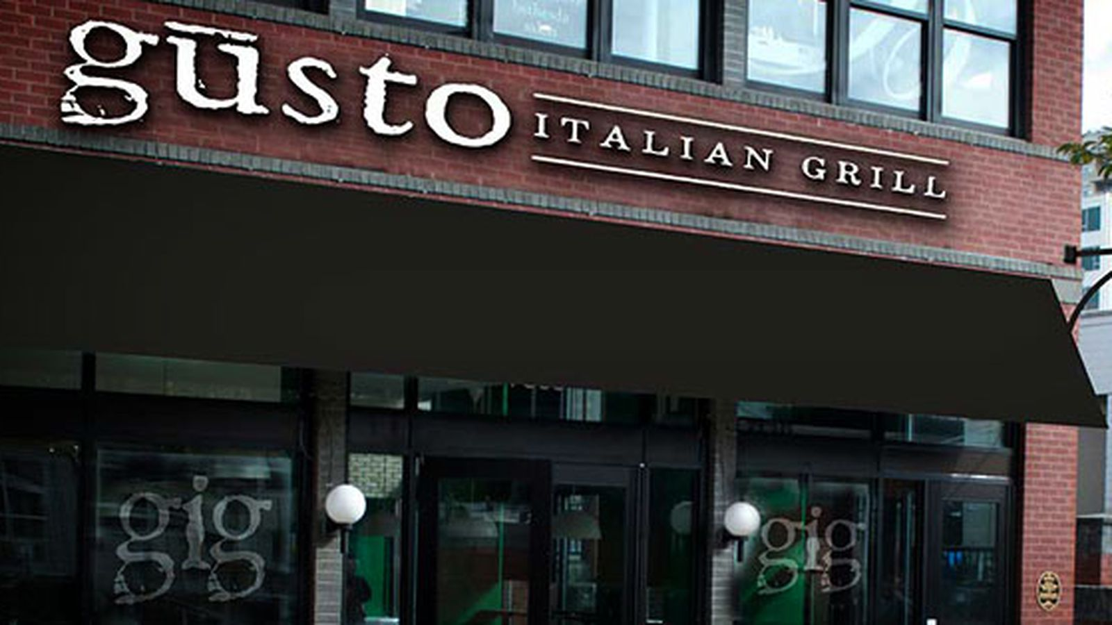 Gusto italian grill is aiming for august eater dc for Italian kitchen fenton street