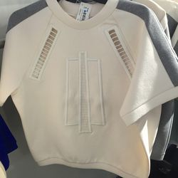 Embroidered tech sweat jersey, $30 (was $295)
