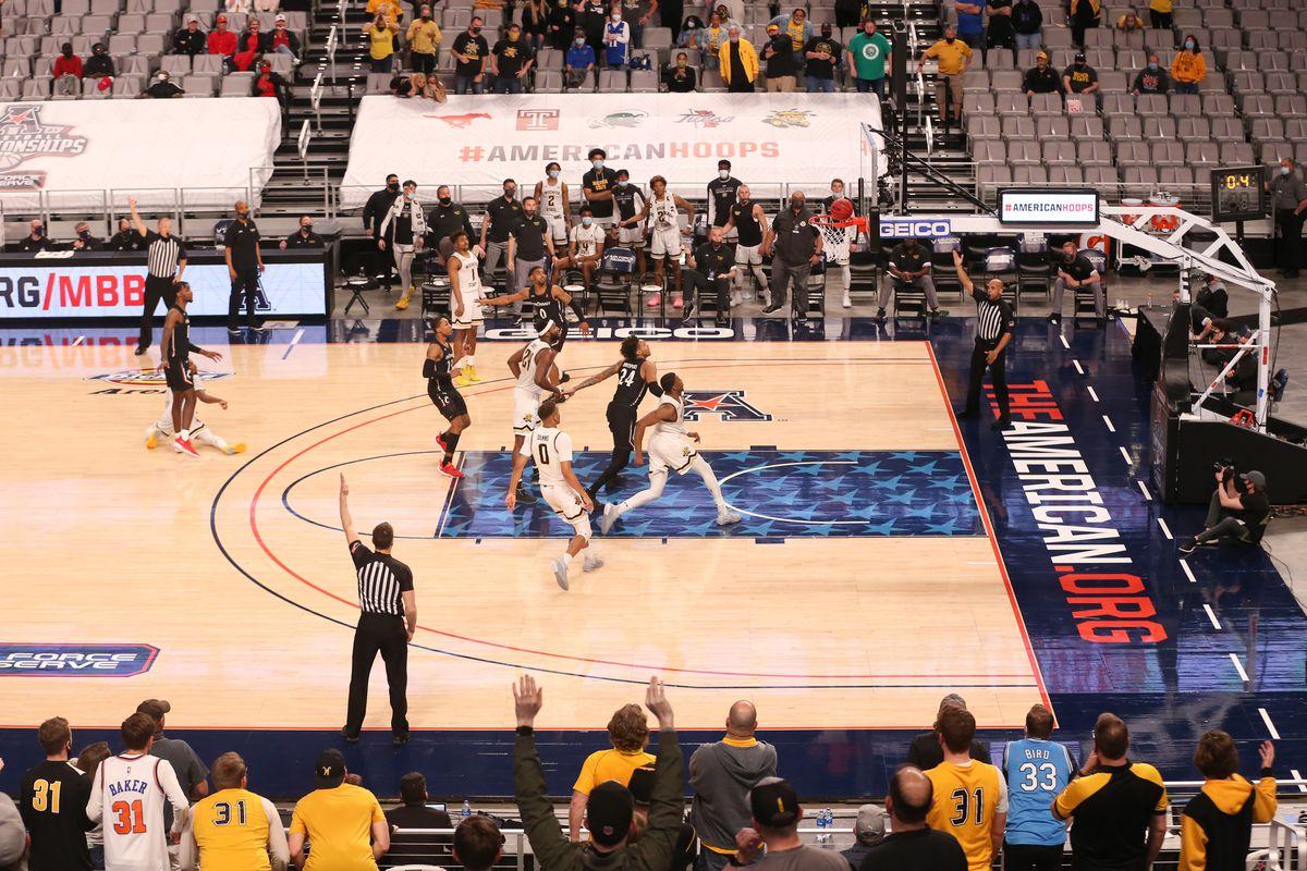 NCAA Basketball: AAC Conference Tournament - Cincinnati vs Wichita State