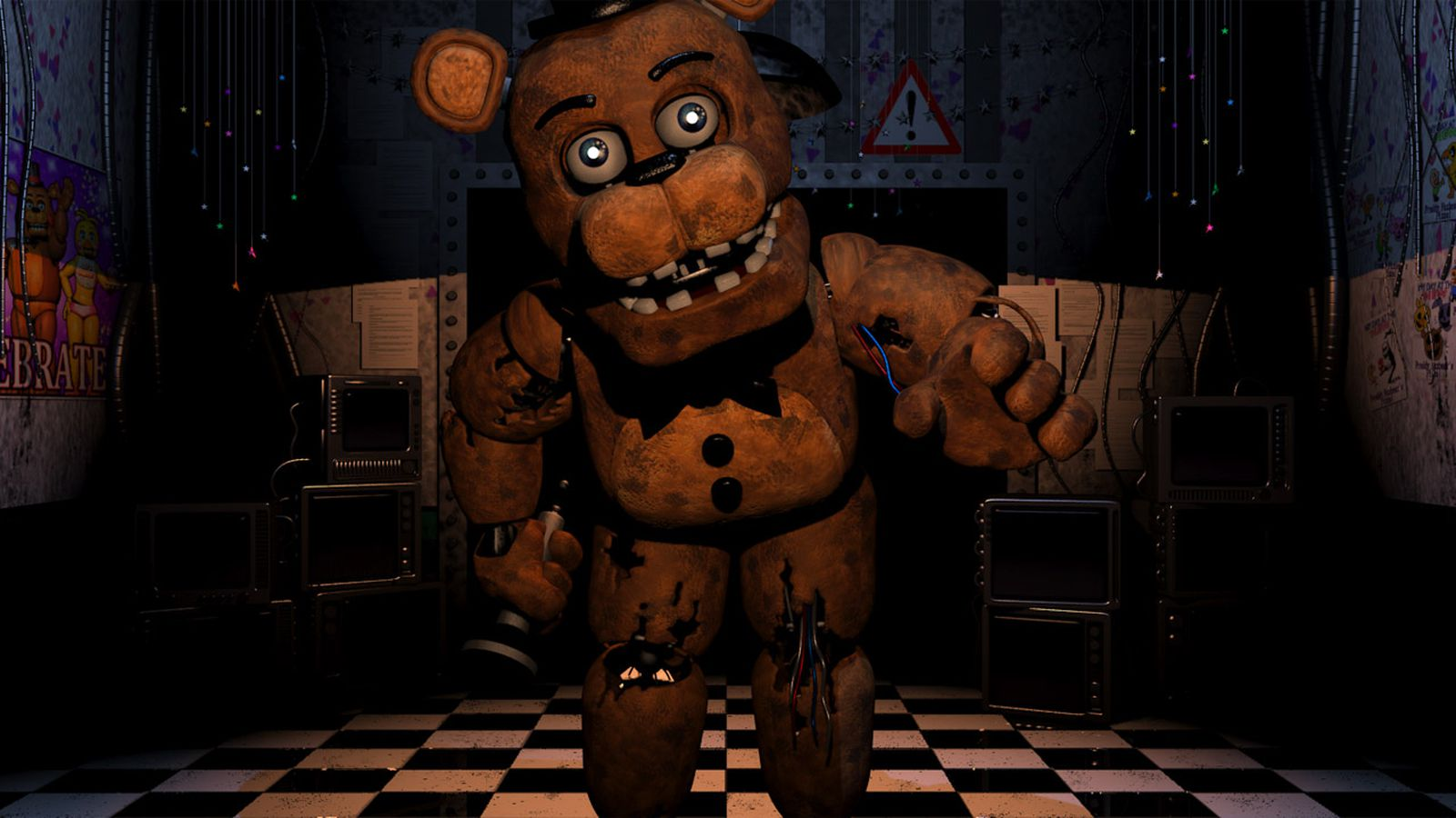 five nights at freddy s movie in the works at warner bros polygon