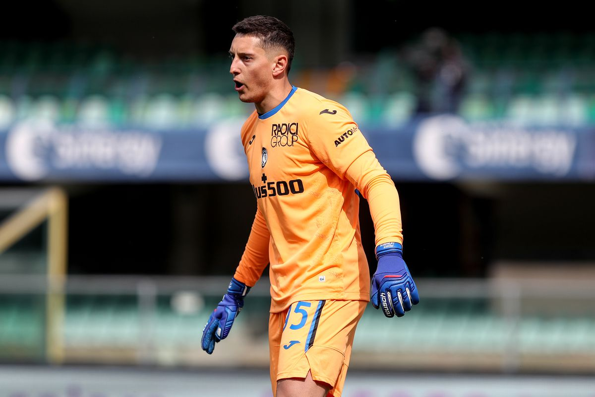 SOCCER: MAR 21 Serie A - Hellas Verona v Atalanta