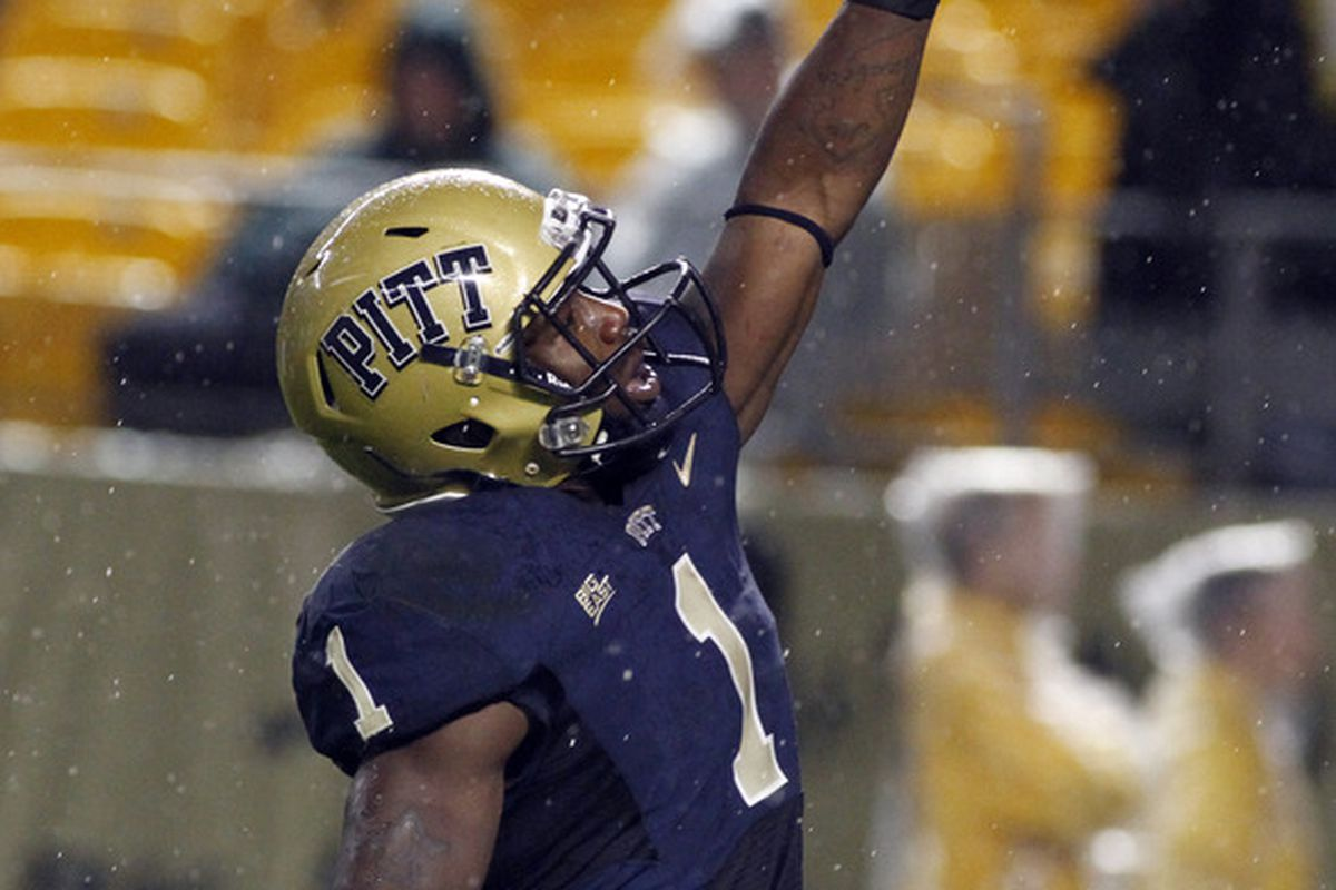 """Ray Graham of the Pittsburgh Panthers was the only Big East representative among 50 """"players to watch"""" for the 2012 Walter Camp Award."""