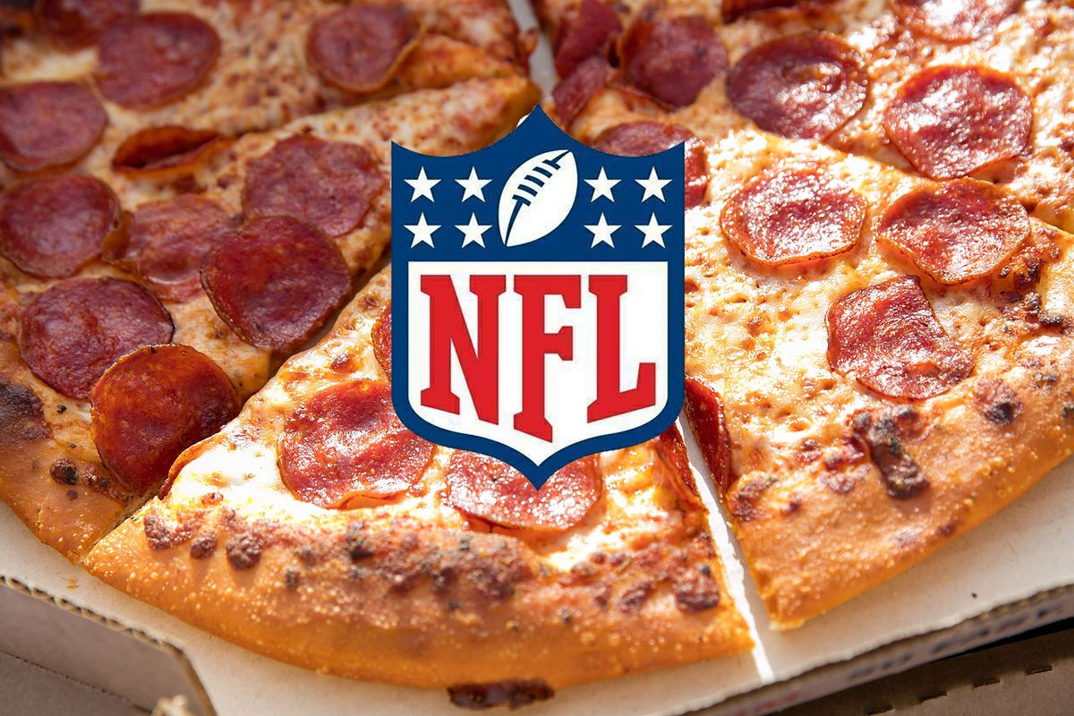 The Nfl Trades Papa John S For Pizza Hut Eater