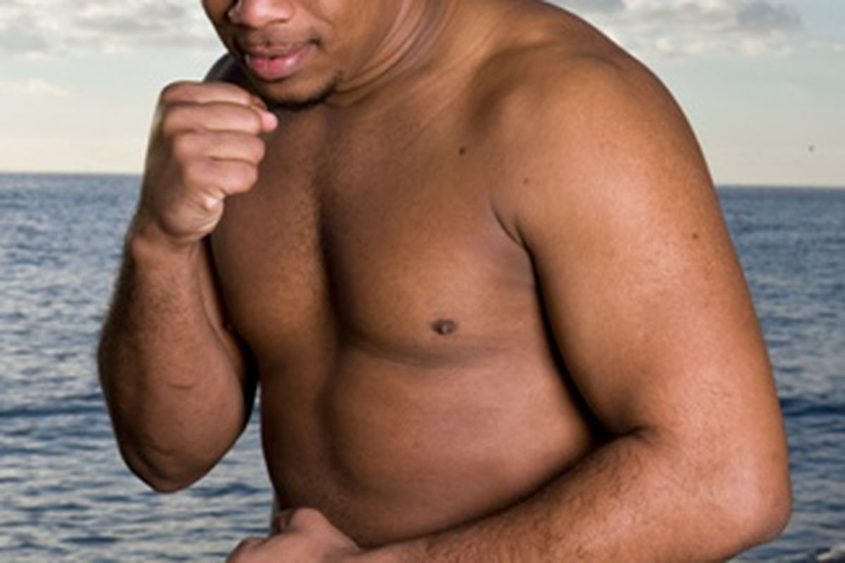 Odlanier Solis will get a title eliminator, but against whom is up in the air.