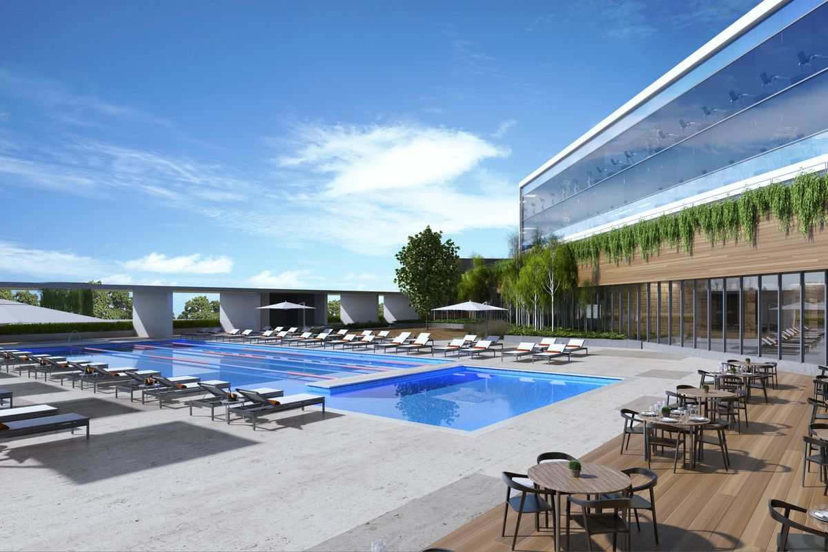 another look at midtown athletic club s major renovation and