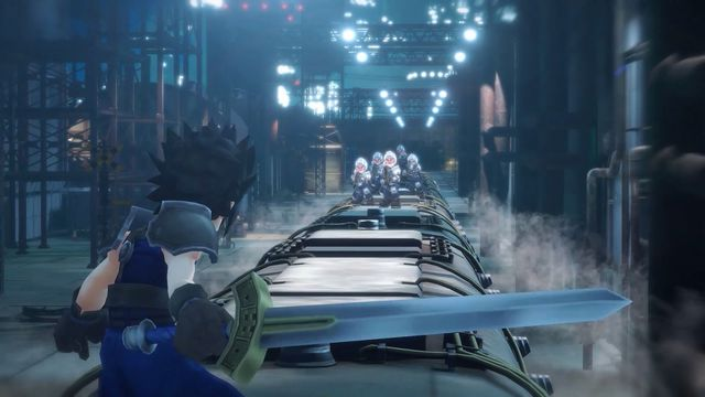 Final Fantasy 7 Ever Crisis will bring the entire FF7 story to your phone