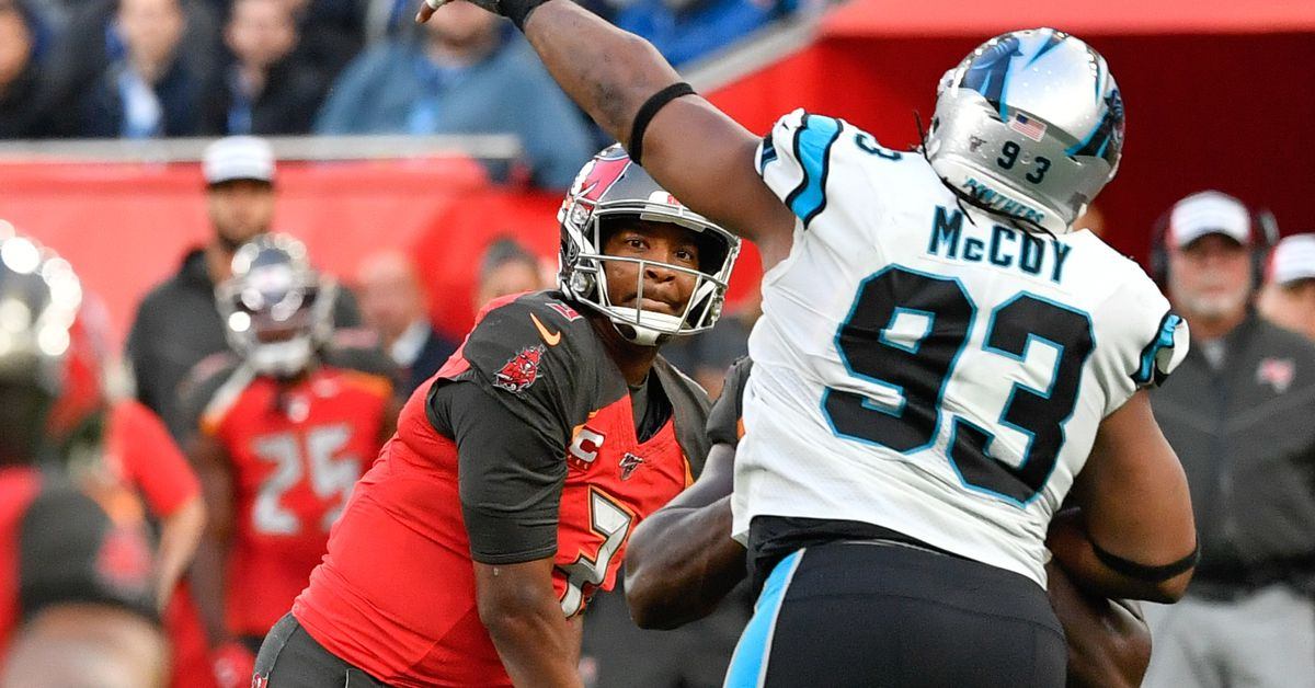 Buccaneers-Panthers day after reactions