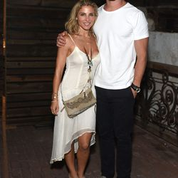 Chris Hemsworth with his wife Elsa Pataky