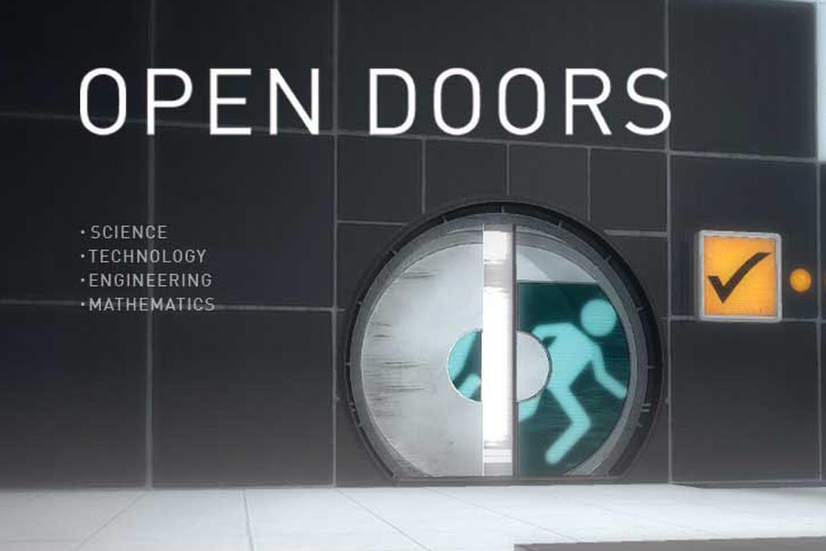 teach with portals