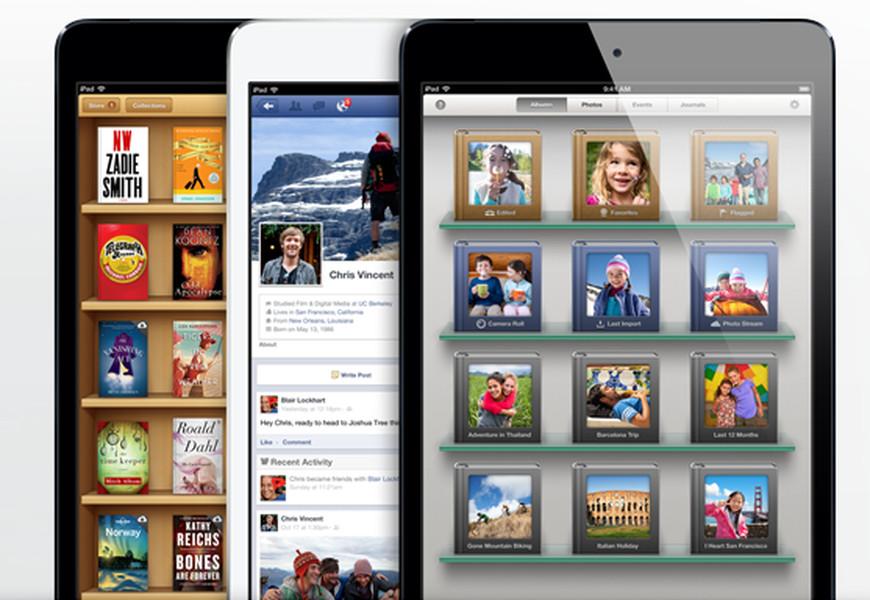 Apple announces the 7.9-inch iPad mini for $329, shipping ...