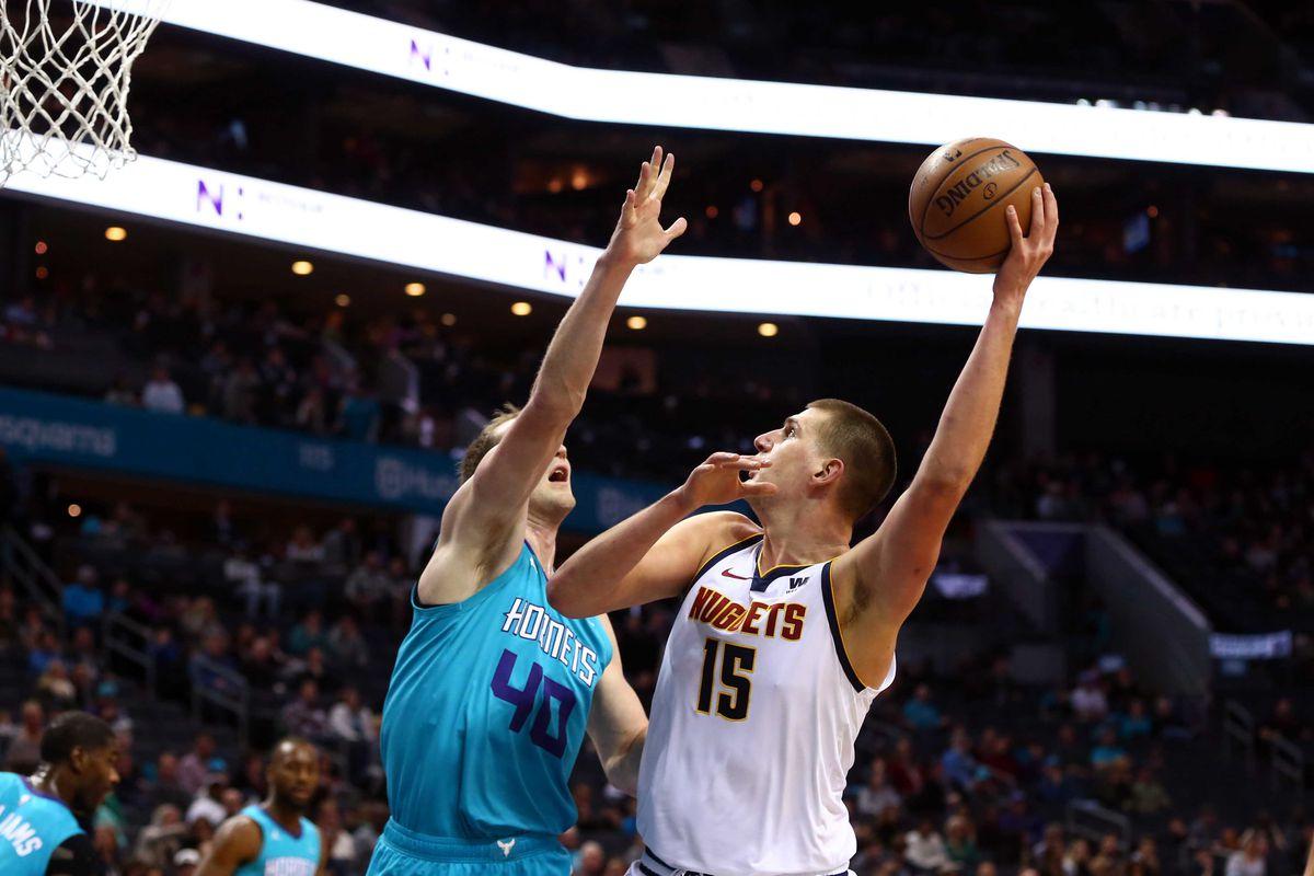 Game Thread: Charlotte Hornets at Denver Nuggets - Denver Stiffs