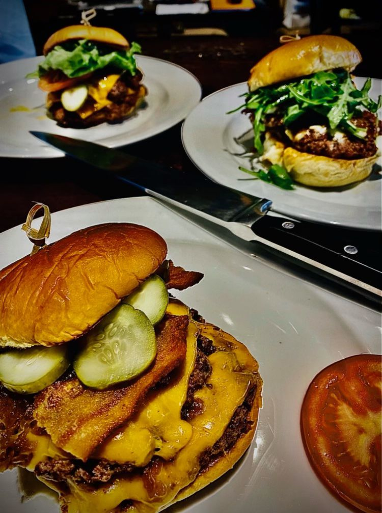 Ballston Local has been workshopping several burgers ahead of a May opening
