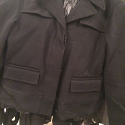 Coat, size 6, $350 (was $1,795)