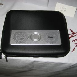 i-Luv iPad Case & Speaker