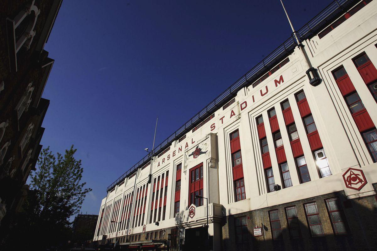 Highbury Stadium General Views