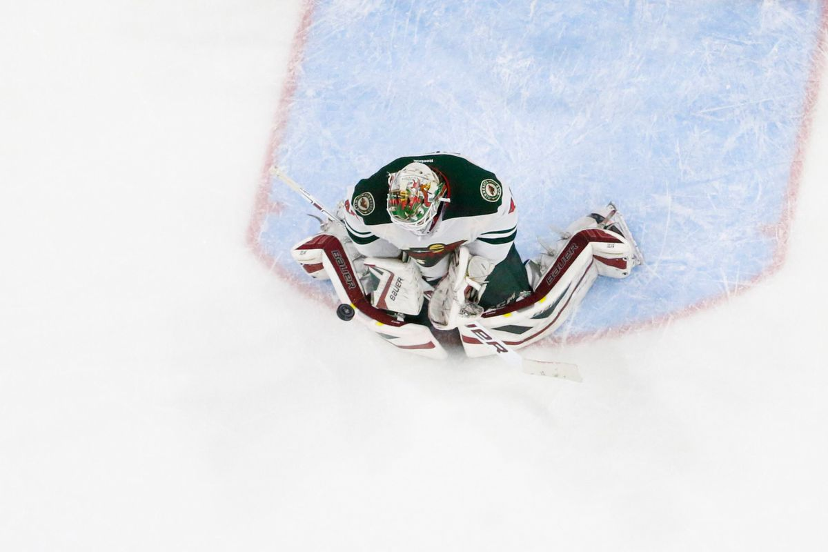 Does Devan Dubnyk have a legitimate case for the NHL's Most Valuable Player?