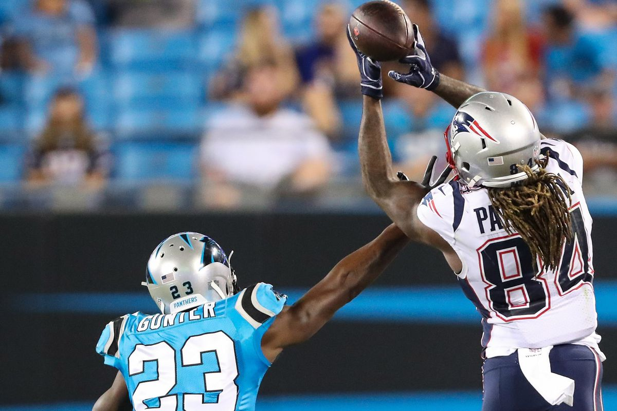 New England Patriots links 9 07 18 - Cordarrelle Patterson up for ... 4b08345d3