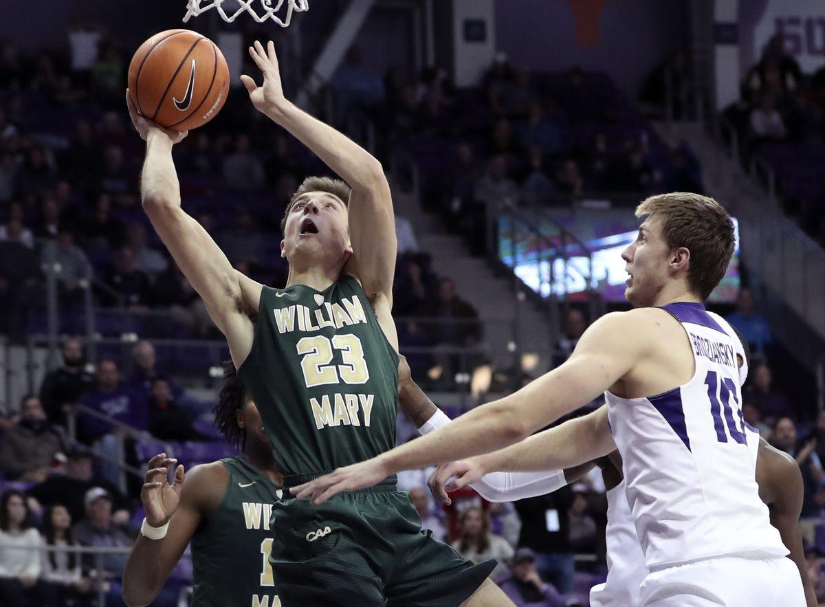 NCAA Basketball: William & Mary at Texas Christian