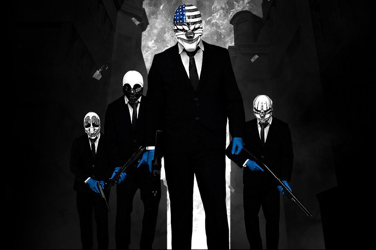 Payday 2 will be free for PS Plus members tomorrow - Polygon