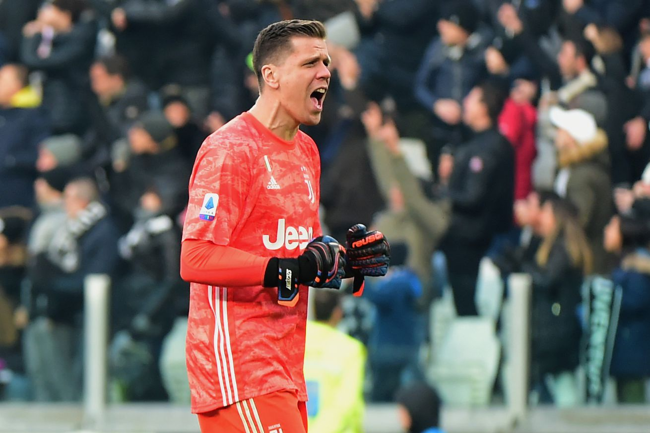 OFFICIALLY OFFICIAL: Wojciech Szczesny signs contract extension through 2024