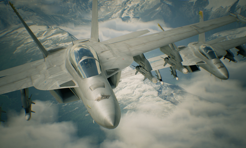 Critics Of Ace Combat 7 S Pc Port Are Missing The Point Polygon
