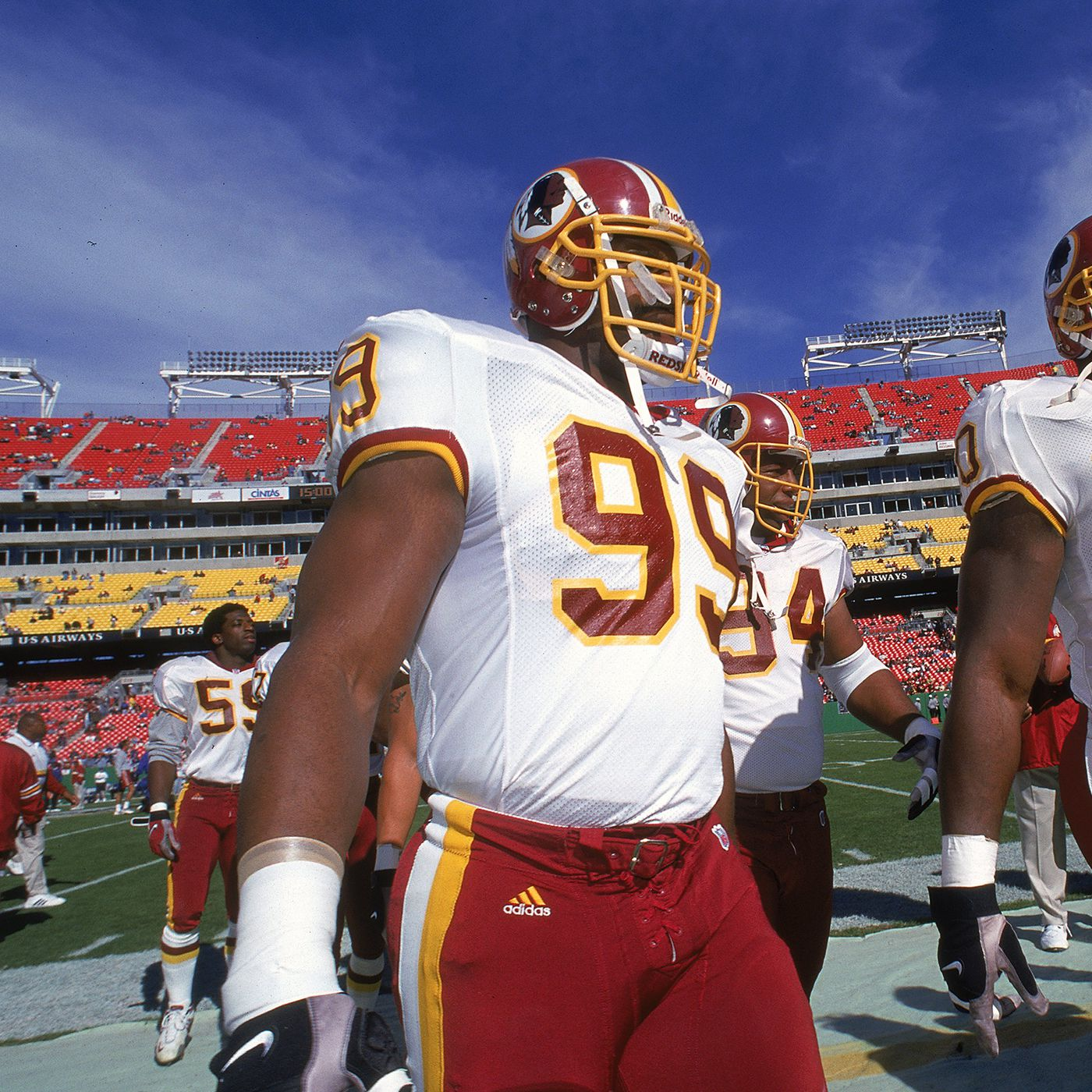 808fea0b7b5 Redskins By The (Jersey) Numbers  Party Like It s  99 - Hogs Haven