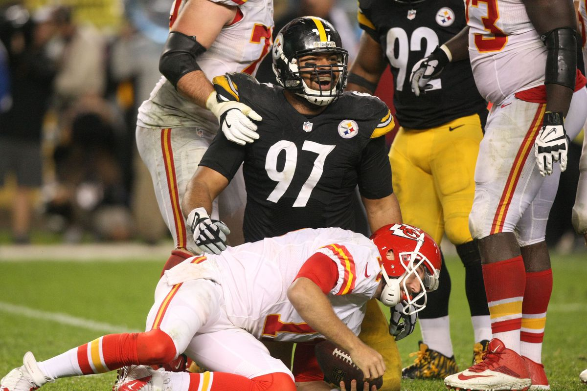 2b0e1f1ca 2017 Pittsburgh Steelers  Updated Defensive Line Depth Chart after the NFL  Draft