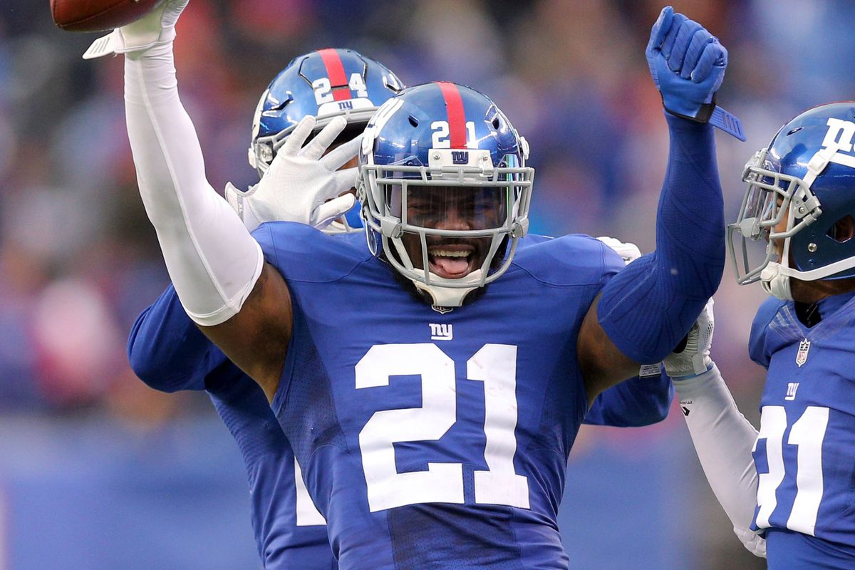 Landon Collins is Tearing Up the NFL Roll Bama Roll
