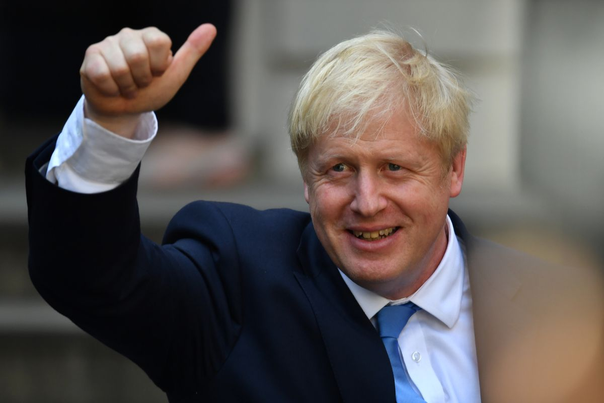 Boris Johnson is new U.K. Prime Minister and Conservative Leader, and he wants a no-deal Brexit