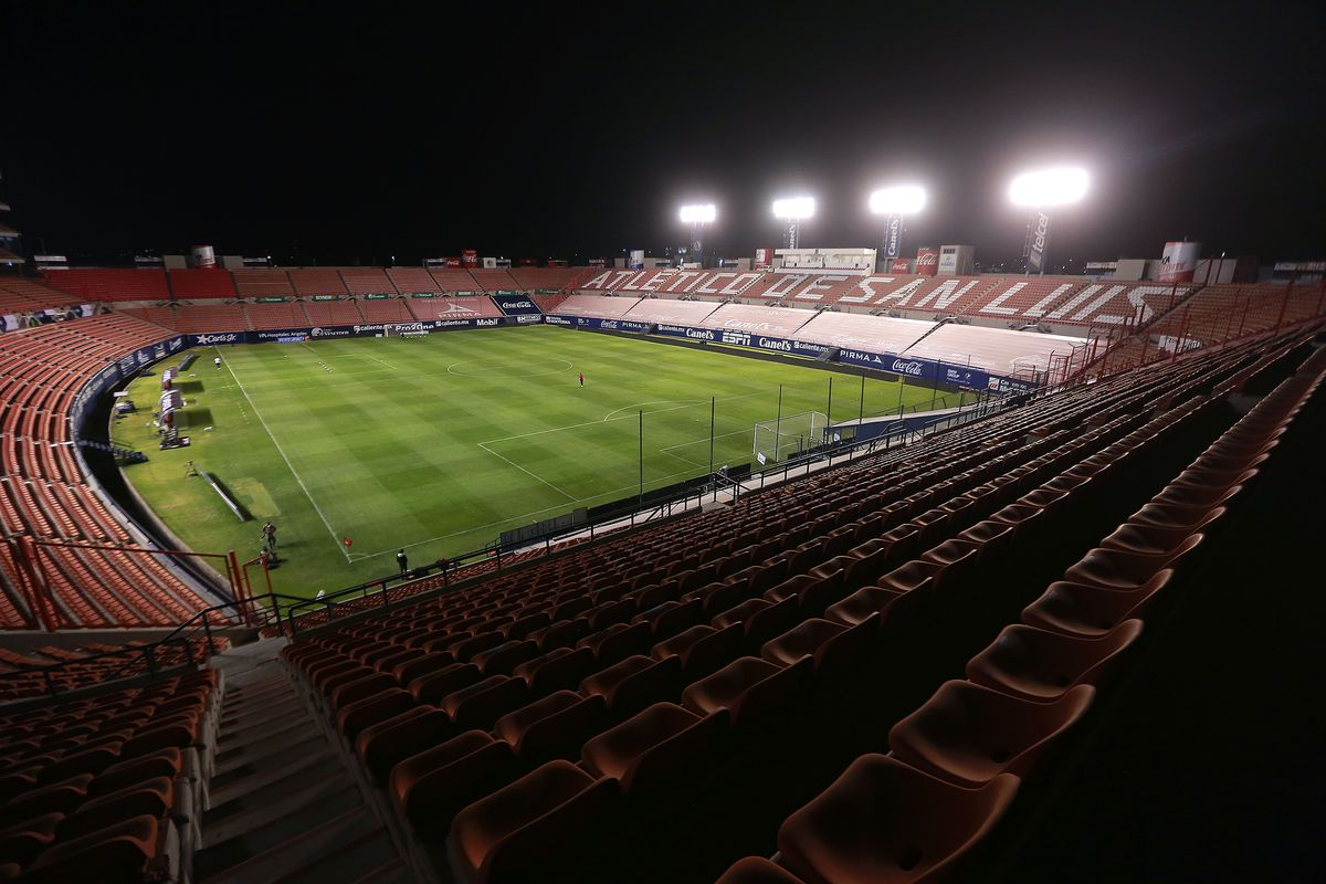 Atletico San Luis v Chivas - Torneo Guard1anes 2021 Liga MX