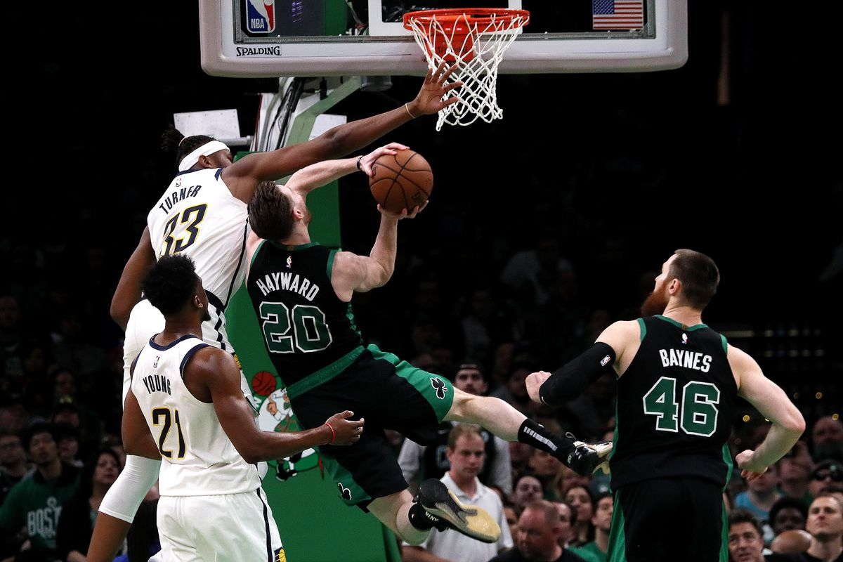 2019 NBA Playoffs: Indiana Pacers Vs Boston Celtics